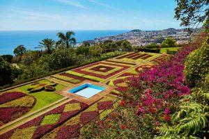 Beeindruckende Gärten in Funchal