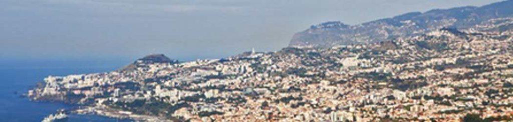 Madeira: Hauptstadt Funchal