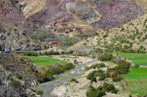 Marokko: Trekking durch den Atlas