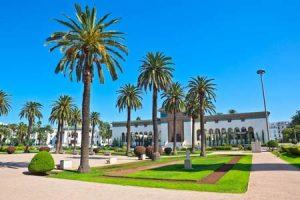 Marokko: Casablanca mit schönen Plätzen
