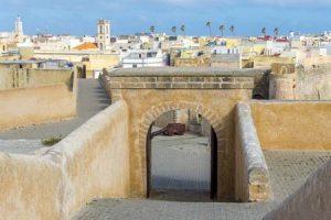 Marokko: Portugiesische Zitadelle in El Jadida