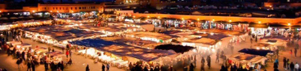 Marokko: Königsstadt Marrakesch