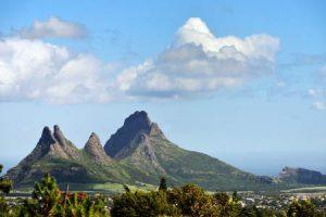 Ziel während der gesamten Geschichte: Trois Mamelles auf Mauritius
