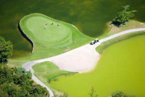 Mauritius: Golf ist möglich