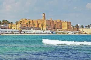 Urlaubsort Monastir in Tunesien