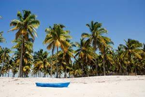 Mosambik hat schöne Strände