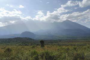 Beeindruckend - der Mount Meru