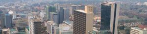 Nairobi ist die Hauptstadt von Kenia