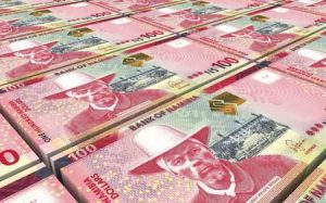 Währung von Namibia