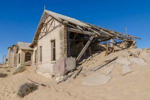 Namibia: Minenstadt Kolmanskop