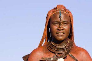Namibia: Stammesfrau der Himba