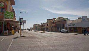 Swakopmund, deutsche Stadt in Namibia