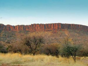 Namibia: Red Rocks im Waterberg Plateau Park