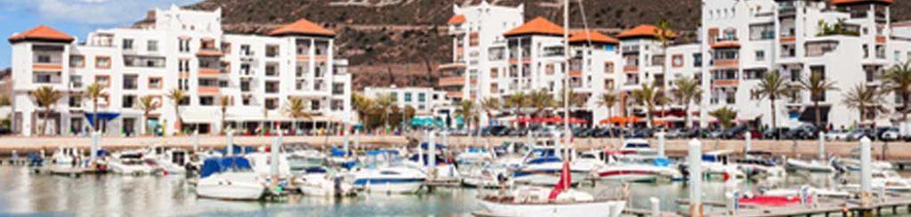 Yachturlaub in Nordafrika