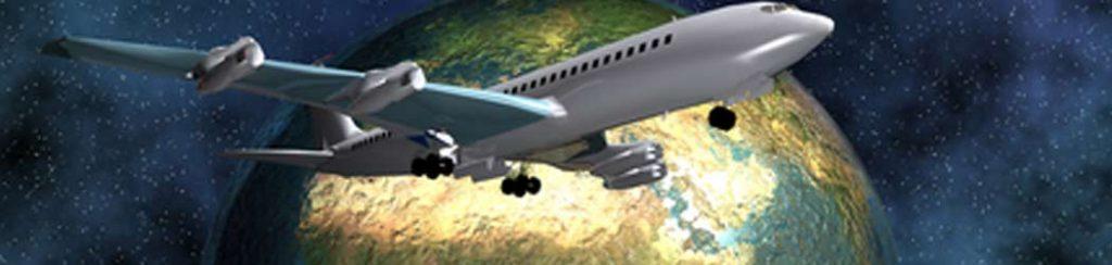 Ruanda: Flug nach Ostafrika