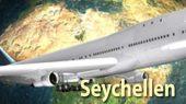Seychellen: Flug nach Mahe