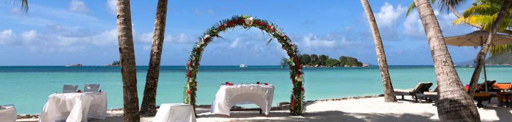 Seychellen: Hochzeit