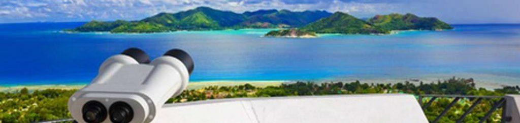 Seychellen: die Lage der Inseln