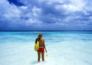 Seychellen: Paradies zum Schnorcheln