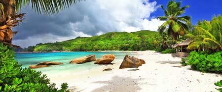 Die fantastischen Traumstrände der Seychellen wie der Takamaka