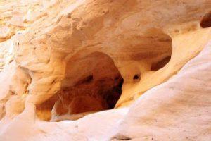 Felsformation auf der Sinai