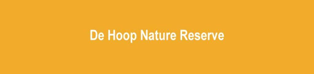 Südafrika: De Hoop Nature Reserve