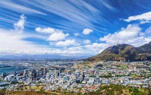 Kapstadt - Ziel für Flüge nach Südafrika