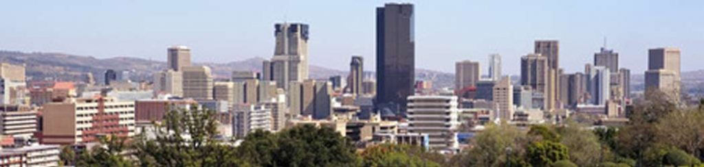 Südafrika: Hauptstadt Pretoria