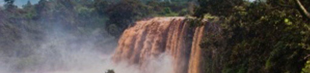 Der Tanasee in Äthiopien