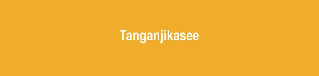 Tanganjikasee in Ostafrika