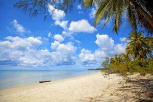 Insel Mafia vor Tansania