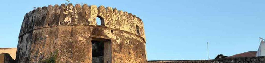 Tansania: Sehenswürdigkeit auf Sansibar ist das Old Fort
