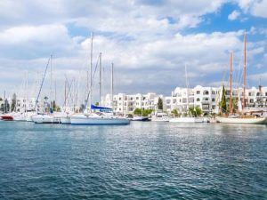 Urlaubsort Port El Kantaoui in Tunesien