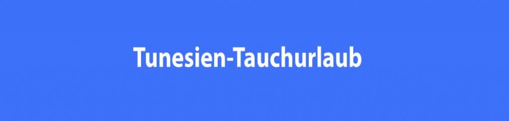 Tunesien: Tauchurlaub