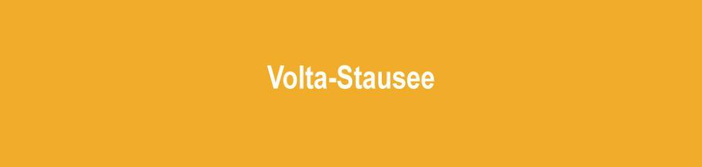 Der Volta-Stausee