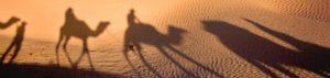 Die Sahara ist die größte Wüste der Erde